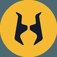 Biểu tượng logo của Hubi Token