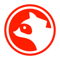 Biểu tượng logo của RAKUN