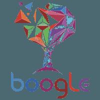 Biểu tượng logo của Boogle