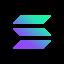 Biểu tượng logo của Solana