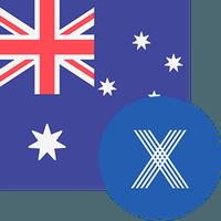 Biểu tượng logo của eToro Australian Dollar