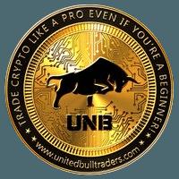 Biểu tượng logo của United Bull Traders