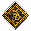 Biểu tượng logo của DigiDinar Token