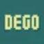 Dandy Dego DANDY icon symbol