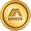 Bankcoin BANK icon symbol