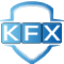 KnoxFS (new) KFX icon symbol