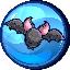 Bat True Dollar BTD icon symbol