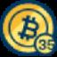 pBTC35A pBTC35A icon symbol