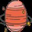 Mars Mars icon symbol