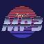 MP3 MP3 icon symbol