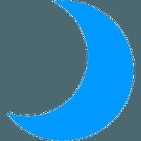 Biểu tượng logo của Mooncoin