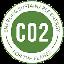 Co2Bit CO2B icon symbol