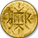 Biểu tượng logo của KekCoin
