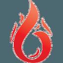 Biểu tượng logo của Upfiring