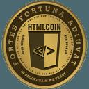 Biểu tượng logo của HTMLCOIN