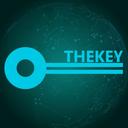 Biểu tượng logo của THEKEY