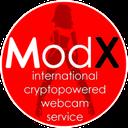 Biểu tượng logo của MODEL-X-coin