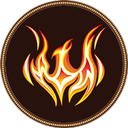 Biểu tượng logo của Phoenixcoin