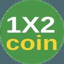 Biểu tượng logo của 1X2 COIN