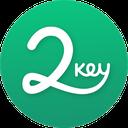 Biểu tượng logo của 2key.network