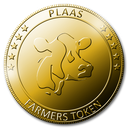 Biểu tượng logo của PLAAS FARMERS TOKEN