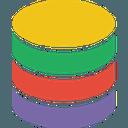 Biểu tượng logo của Datacoin