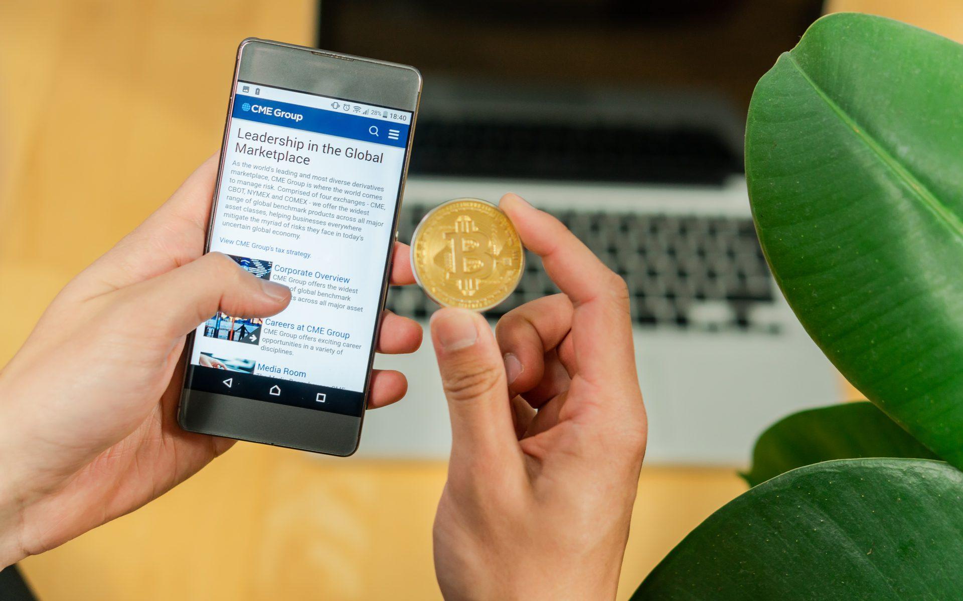 giá bitcoin: Bitcoin tiếp cận ngưỡng 8.500 USD sau thông tin từ CME