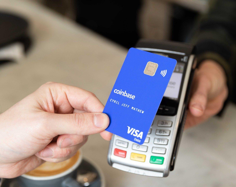 giá bitcoin: Coinbase Card mở rộng dịch vụ thanh toán tiền điện tử bằng thẻ debit Visa cho 6 nước Châu Âu