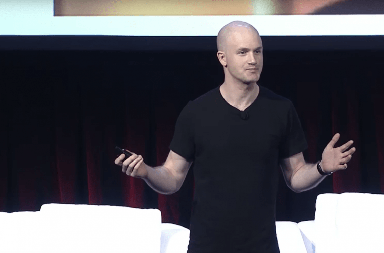 """giá bitcoin: CEO Brian Armstrong: """"Dịch vụ ủy thác của Coinbase hiện đã quản lí 1 tỉ USD tài sản tiền điện tử"""""""