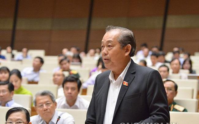 giá bitcoin: Phó Thủ tướng thường trực Trương Hòa Bình nói gì về việc uống rượu, bia khi tham gia giao thông?