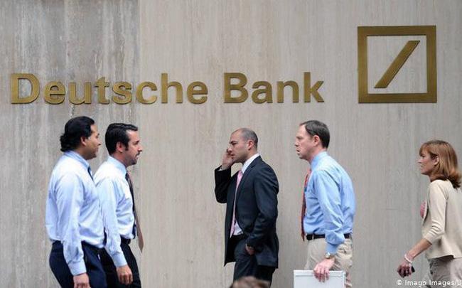 giá bitcoin: Công bố kế hoạch sa thải 18.000 nhân viên, cổ phiếu Deutsche Bank tăng hơn 4%