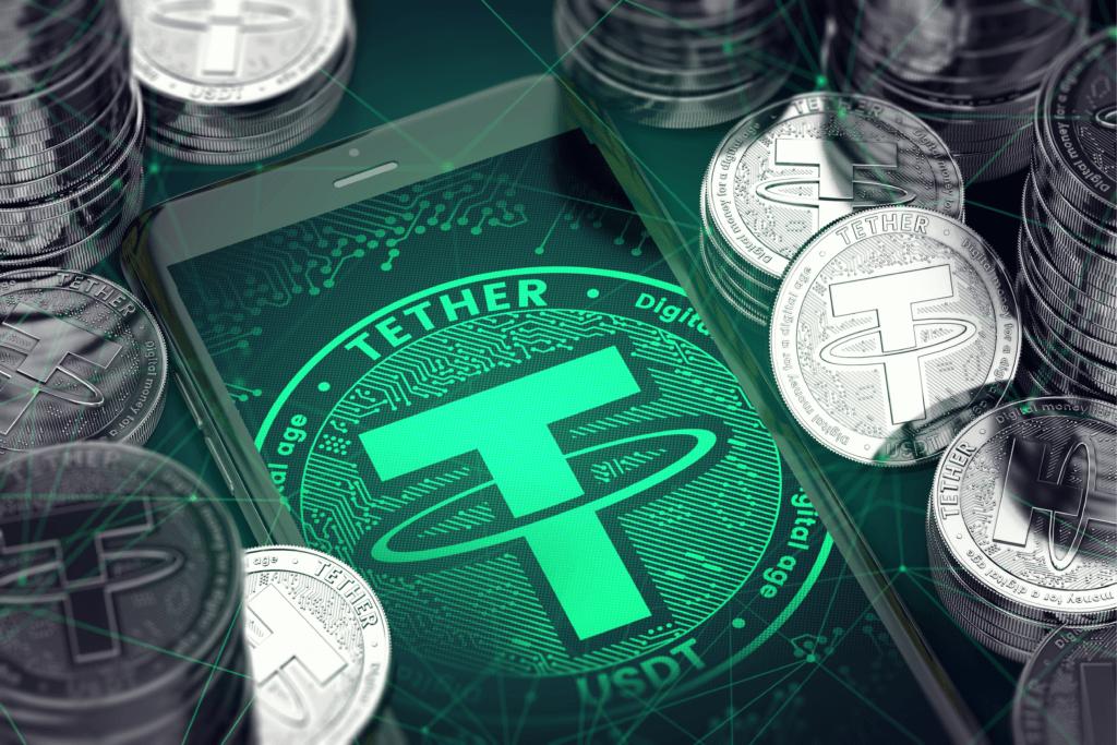 giá bitcoin: Tether dịch chuyển token lượng lớn từ mạng lưới Tron sang Ethereum