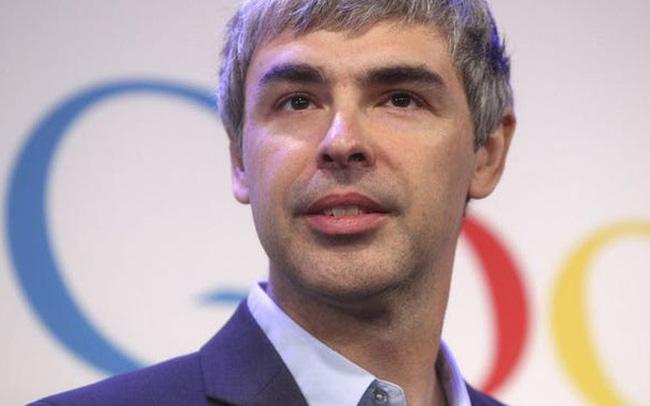 giá bitcoin: Larry Page: Người của những ý tưởng điên rồ và hành trình trên con đường mang tên Google