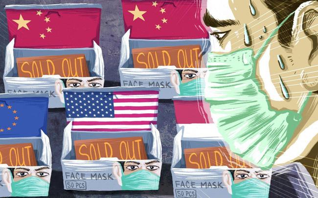 giá bitcoin: Cơn khát khẩu trang ở Trung Quốc: Người dân sang nước khác tìm kiếm, doanh nghiệp 'than trời' vì thiếu nguyên liệu, kho dự trữ khắp thế giới cạn kiệt