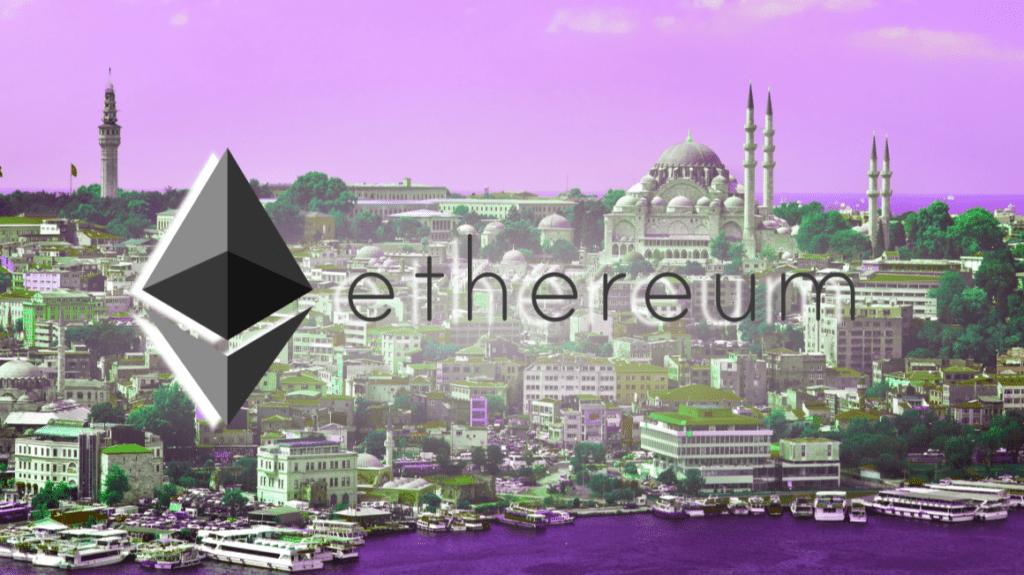 """giá bitcoin: Bản nâng cấp Istanbul có thể giúp """"thổi"""" giá Ethereum?"""