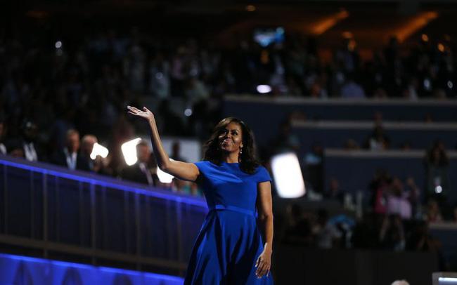 giá bitcoin: Cựu đệ nhất phu nhân Michelle Obama sẽ ra tranh cử Tổng thống?