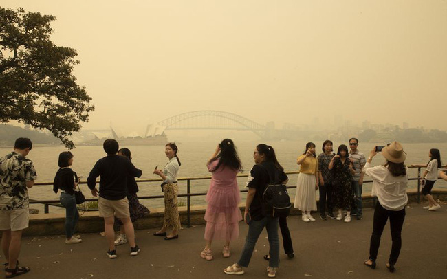 giá bitcoin: Cái giá phải trả cho biến đổi khí hậu: Đến Sydney cũng mờ mịt khói mù, không còn bầu trời trong xanh hấp dẫn du khách