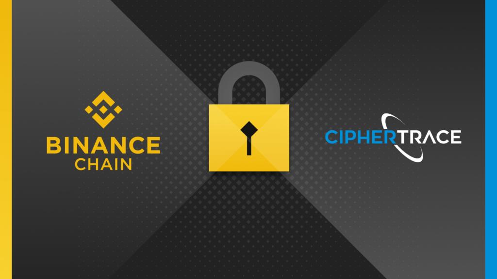 giá bitcoin: CipherTrace triển khai phân tích AML on-chain cho Binance Chain