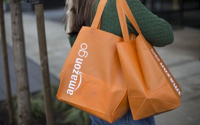 giá bitcoin: Amazon chuẩn bị ra mắt chuỗi siêu thị có hệ thống thanh toán tự động, không thu ngân đứng quầy