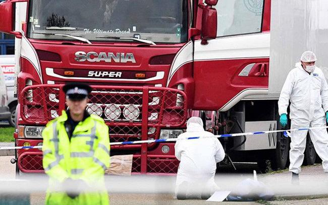 giá bitcoin: Cảnh sát Anh: Chúng tôi tin rằng các nạn nhân vụ 39 người chết trong container là công dân Việt Nam
