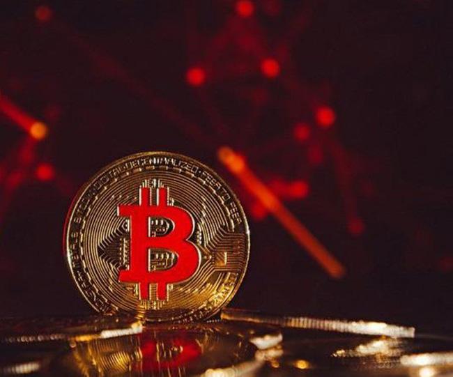 giá bitcoin: Thị trường đỏ rực, Bitcoin sụt giảm