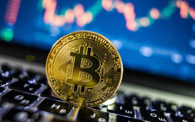 giá bitcoin: Bitcoin rơi