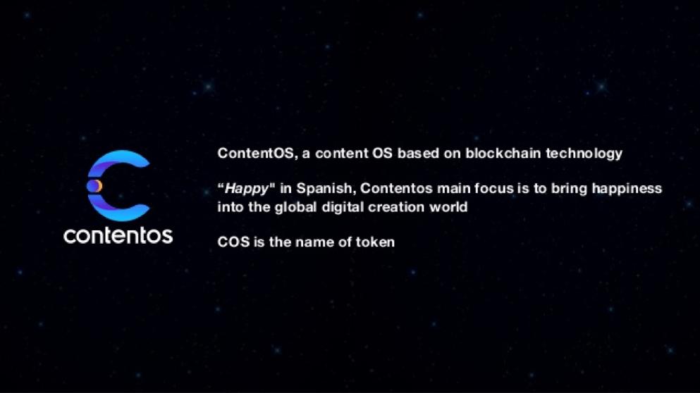 giá bitcoin: Contentos (COS) là gì? Thông tin chi tiết về đồng tiền điện tử COS