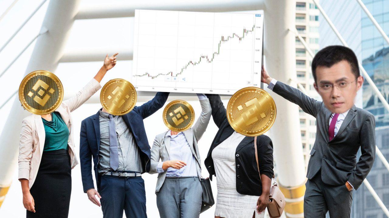"""giá bitcoin: CZ Binance: """"Cho tới đồng bạc lẻ cuối cùng thì tôi cũng không để Bitcoin về số không"""""""