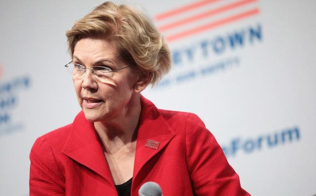 giá bitcoin: TTCK Mỹ sẽ sụp đổ nếu người phụ nữ này trở thành tổng thống Mỹ?