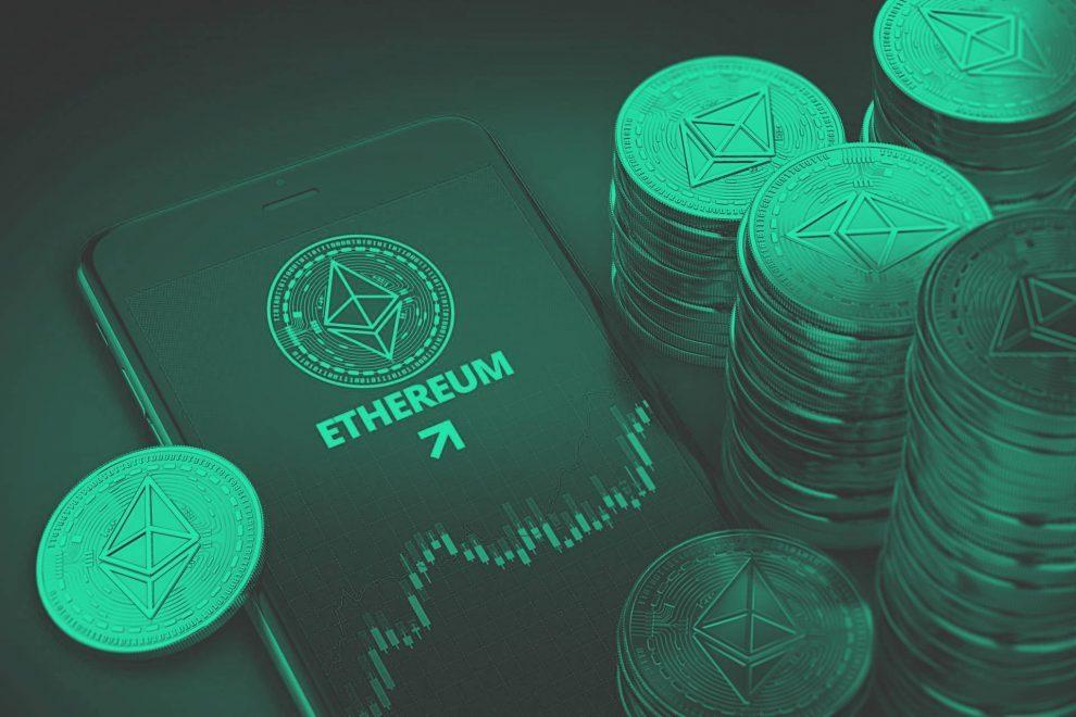"""giá bitcoin: """"Thương hiệu"""" Ethereum hưởng lợi từ Marketing DAO"""