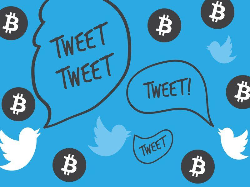"""giá bitcoin: Các giám đốc tài chính muốn trả """"giá cao""""để có thuật toán phân tích Tweet Bitcoin"""