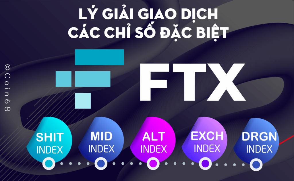 giá bitcoin: Hướng dẫn Giao dịch các Chỉ số đặc biệt trên FTX: SHIT index, MID index, ALT index, EXCH index & DRGN index