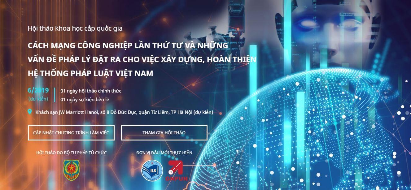 giá bitcoin: 4 mảng công nghệ trong CMCN 4.0 Việt Nam cần sớm ban hành luật