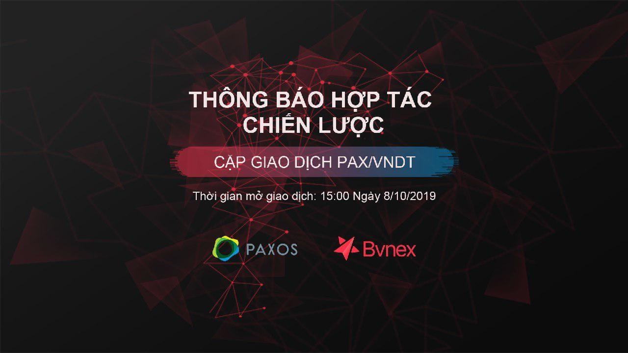 giá bitcoin: PAX – Stablecoin cuối cùng được niêm yết với đồng VND
